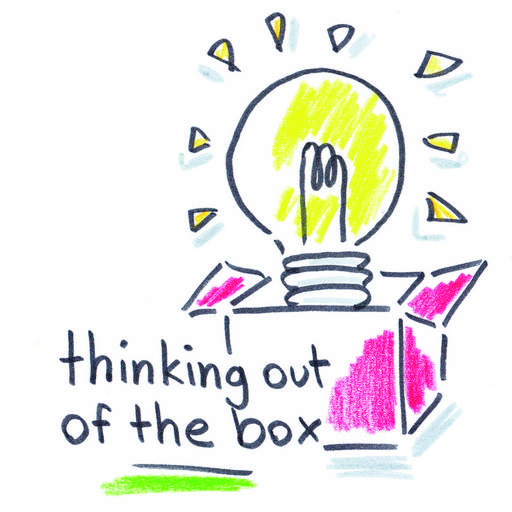 Lateral Thinking - Thinking out of the box